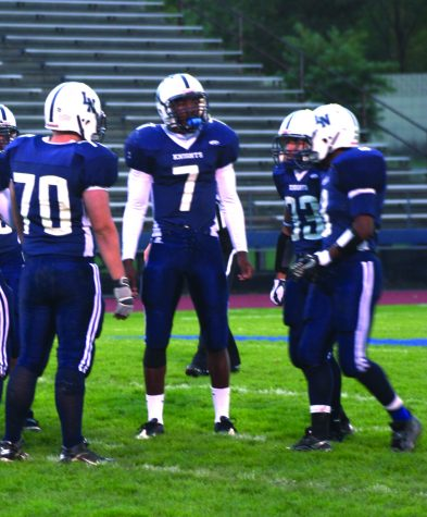 Cunningham named to All-State Football Team