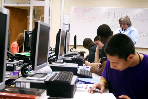 Staff and Students Experience Frustration with Provided Technology
