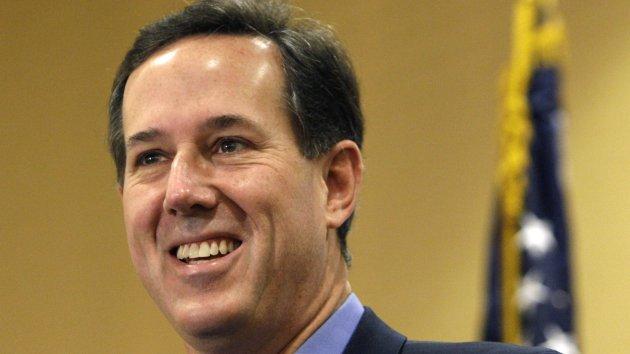 Santorum Hopeful for Illinois Primaries
