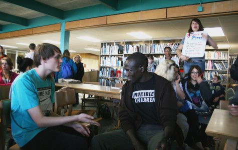 Invisible Children Hits Student's Emotions with the Issues in Central Africa
