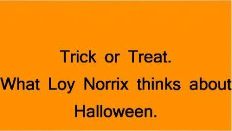 Video: Sneak Peak into Halloween Plans