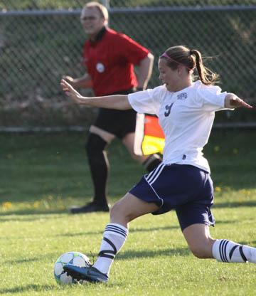 Loy Norrix Women's Soccer Breaks Winning Streak