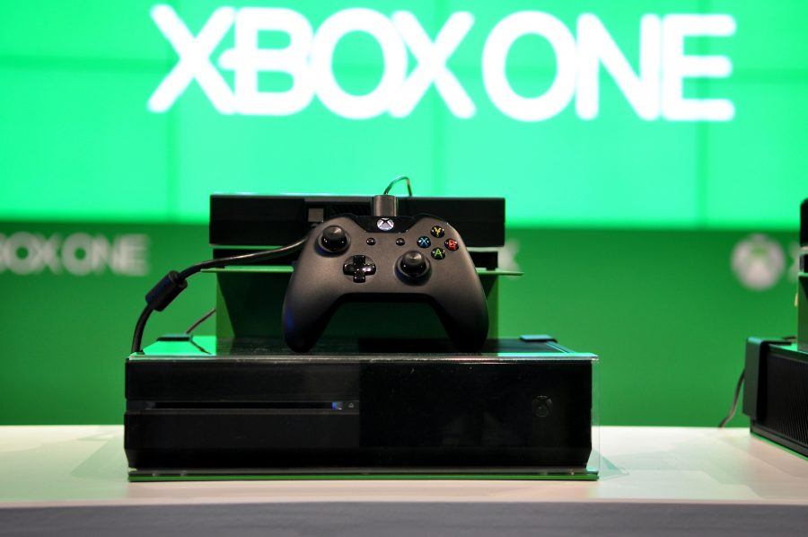 The Microsoft Xbox One. The system will be available for retail on November 9th. Photo by Marco Verch