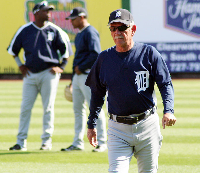 Jim Leyland ends his baseball career after 40 years of playing, coaching and managing. His biggest success was winning the 1997 World Series with the Florida Marlins.