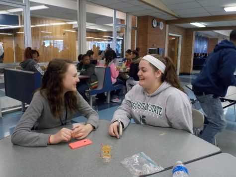 Freshmen Reflect on their First Year at Loy Norrix
