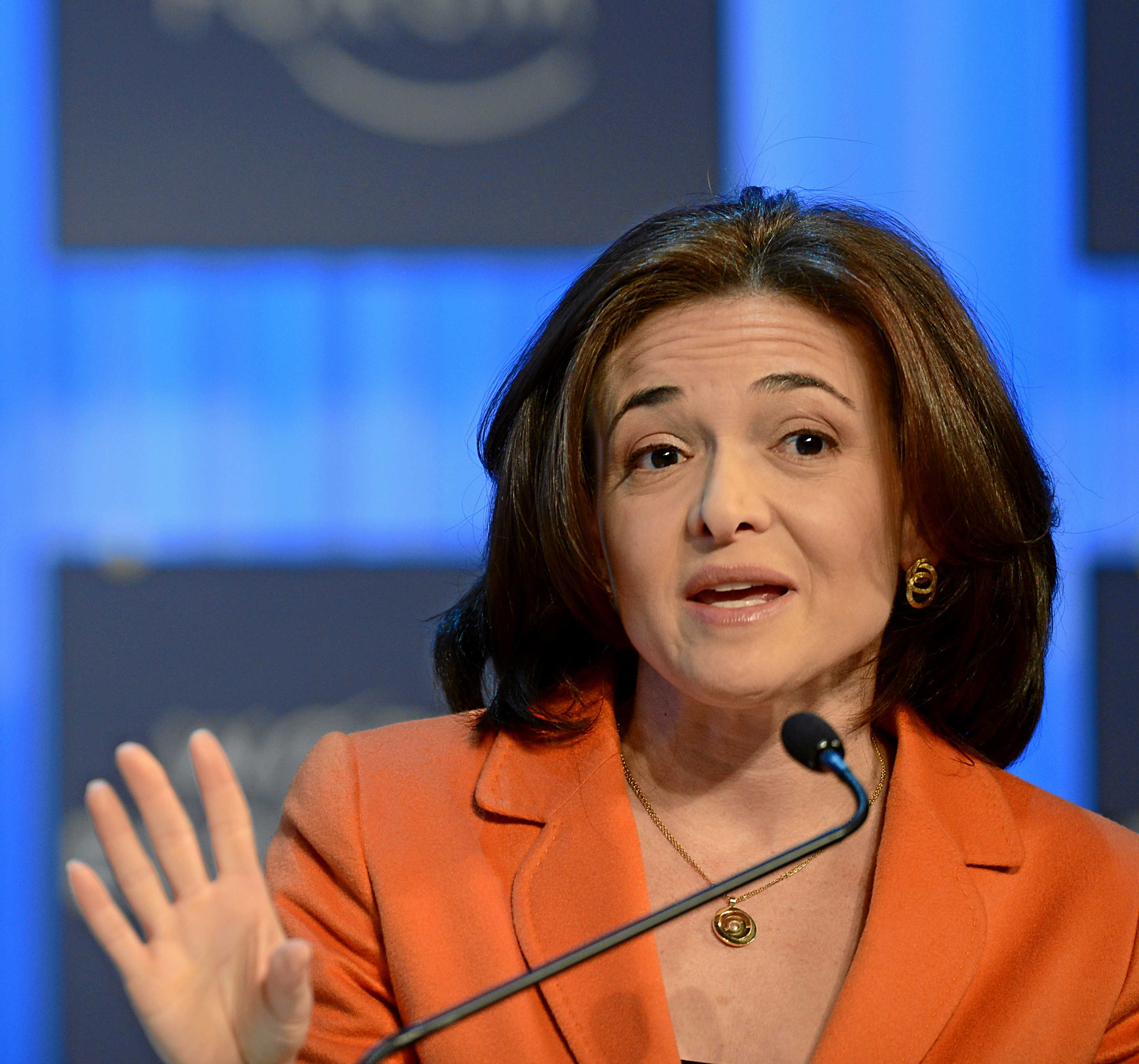Sheryl Sandberg, who published a book entitled Lean In a little over a year ago, is determined to empower young girls and increase the number of leadership roles available to them.