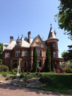 The following photo is for my web article Ten of Michigan's Own Haunted Places. I've sent the article to Ben Dunham for review and the photo credit goes to Sam Bower.