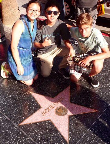 Zhi Xin Wee Takes on California