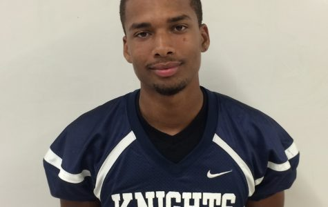 Knight's Football Star Leads The Charge