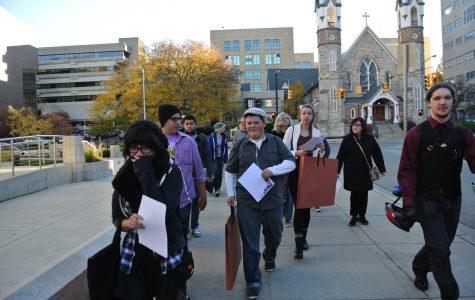 AP Art Students Represent At National Portfolio Day