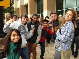 Journalism Students attend MIPA Fall Conference