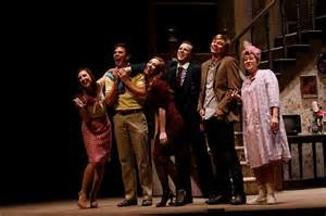 """Auditions On for """"Noises Off"""""""