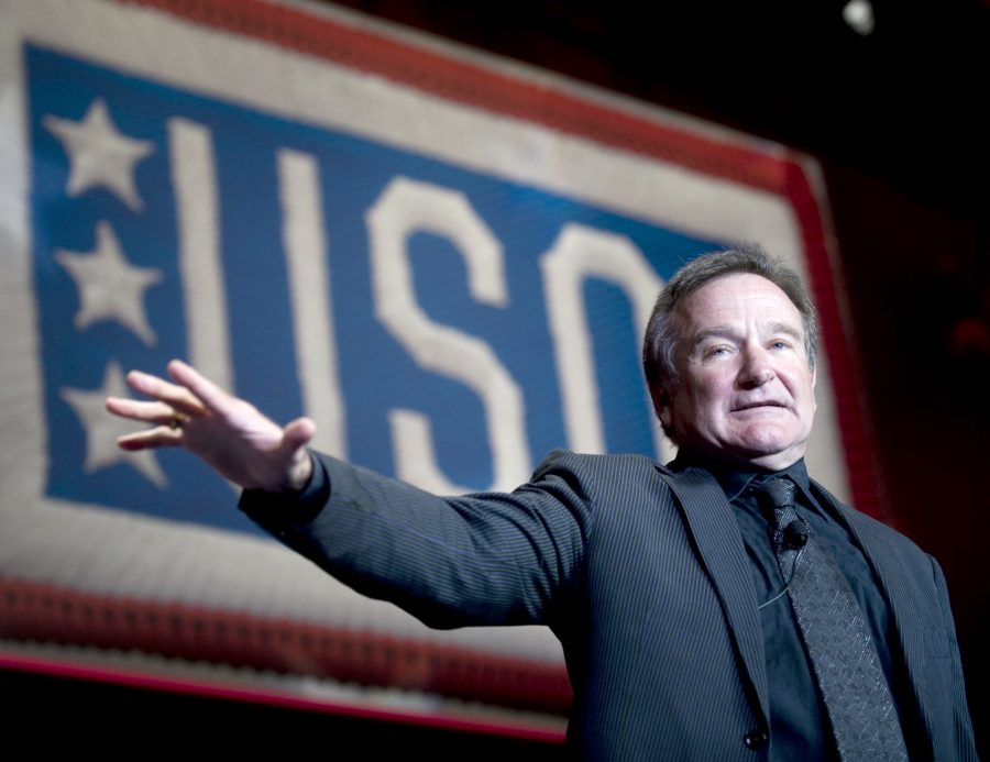 The Unimaginable Fall of Robin Williams