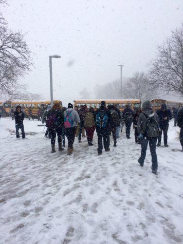 Michigan Winter Strikes Again
