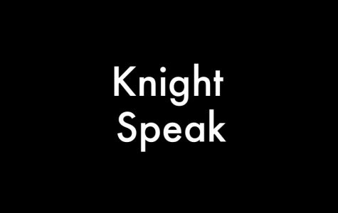Knight Speak - Spring Break 2015