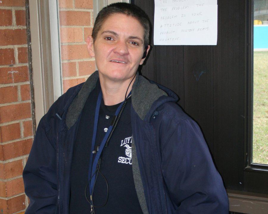 Loy Norrix's New Security Brings Change to Handling Student Behavior