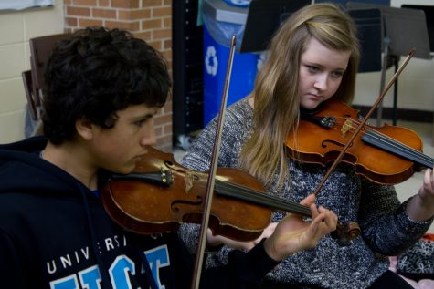 Loy Norrix Orchestra Plays Perfect at Festival