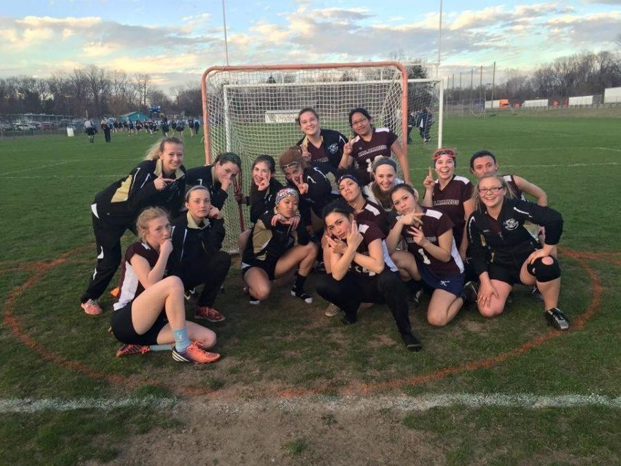 Win on Wednesday: LN and KC Women's Lacrosse Puts in Work to Beat Grand Haven