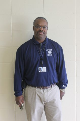 Humans of Loy Norrix (Officer Williams)
