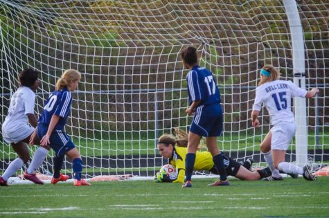 Gull Lake Defeats LN Women's Soccer 1-0