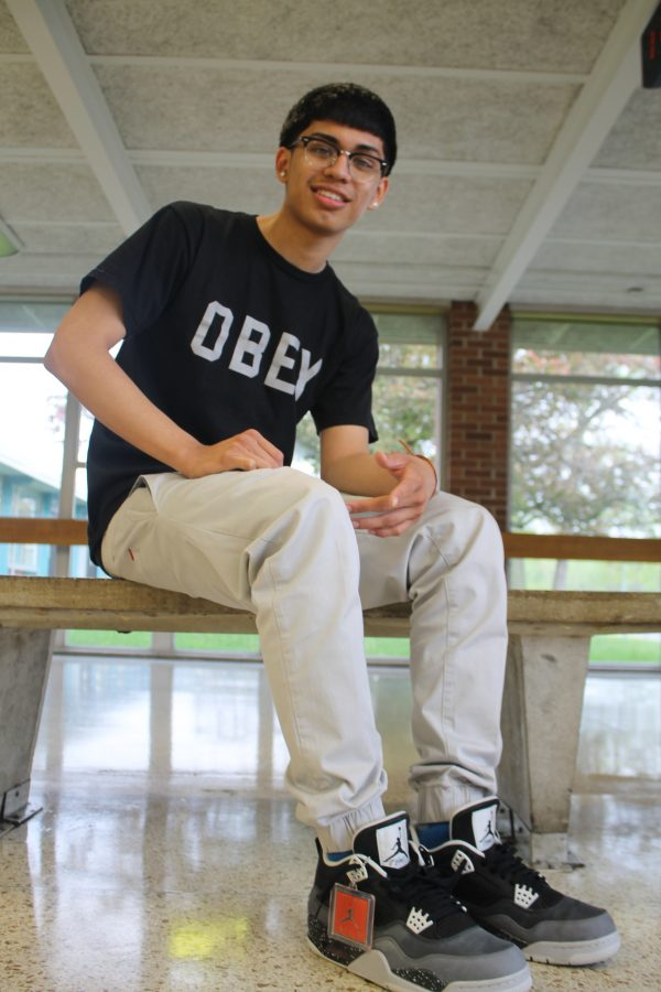 Humans of Loy Norrix (Luis Morales)