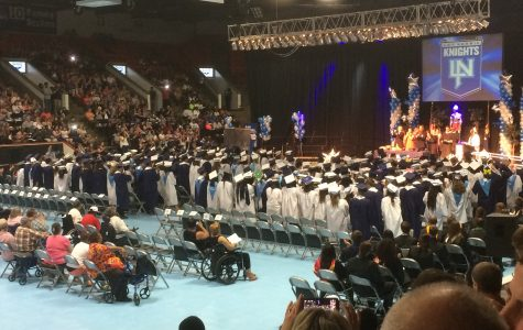 Class of 2015 Graduates from High School