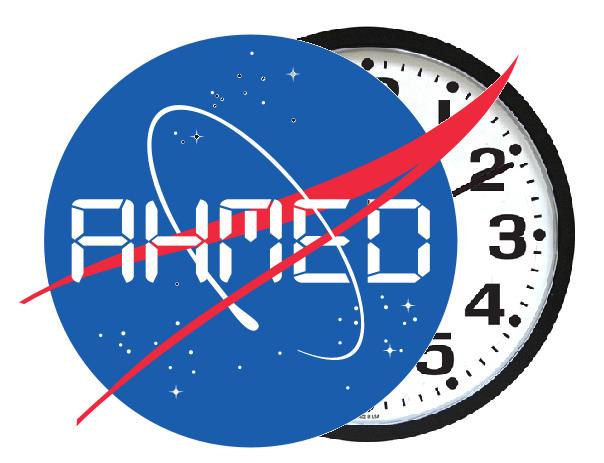 An Inspiring Clock Triggers Racism