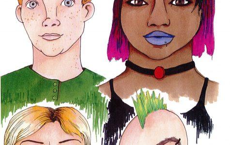 Emma Greschak Draws Her Way Through High School