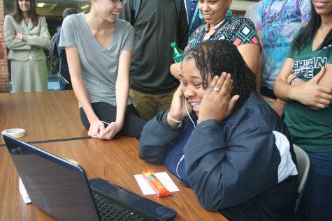 DUDE. Be Nice: Link Crew Class Appreciates Staff & Faculty Members