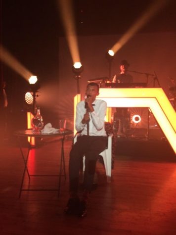 Stromae Brings A Belgian Sound To The U.S