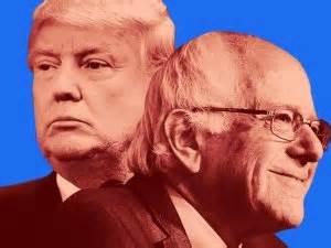 Presidential Populists: Donald Trump and Bernie Sanders' Popularity Speaks Volumes About America