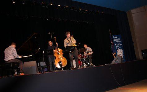 Jazz Music Entertains The New Generation