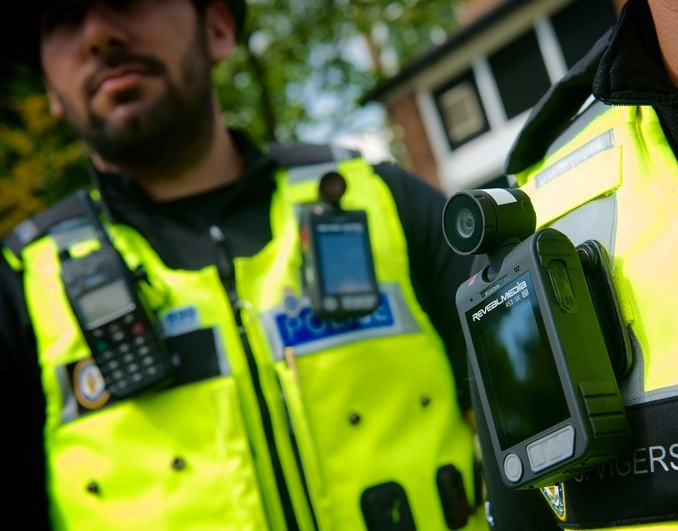 Kalamazoo Acquires Body Cams for Police