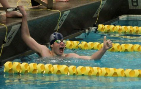 Swimmer Qualifies for State Meet