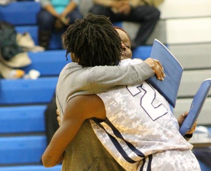 Loy Norrix Varsity Basketball Honors Veterans in Military Appreciation Game