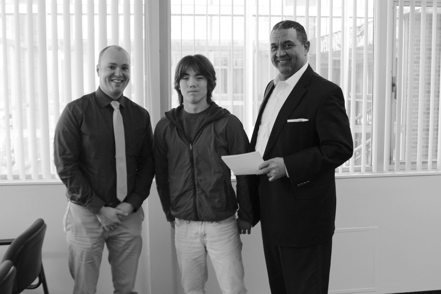 Loy Norrix Student Recognized as Finalist for National Merit Scholarship