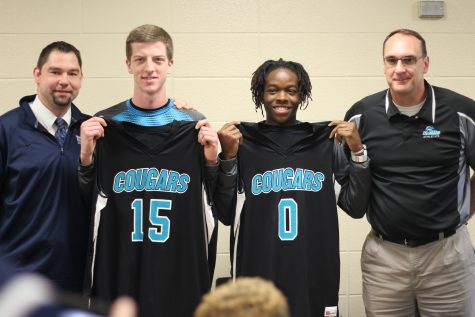 Loy Norrix Finishes off the Year with Three More Athletic Commits