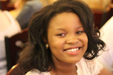 Shukrani Nsenga. Photo Credit / Abby Farrer