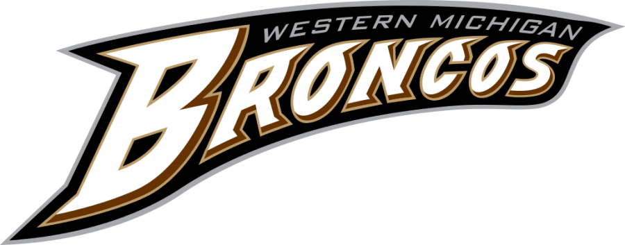 Western Michigan University is located in Kalamazoo, Michigan. Seen here is the logo for the school. Photo Credit / Wikipedia