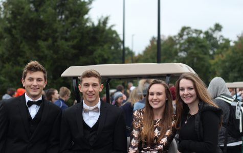 Loy Norrix Celebrates 2016 Homecoming