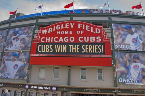 The Chicago Cubs Shock the World after 108 Years.