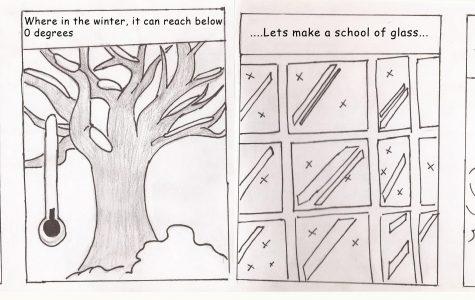 Cartooning Class Comic