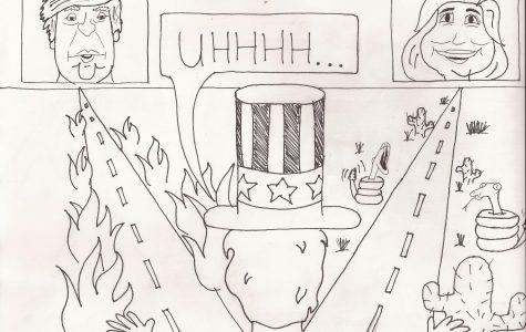 Election Political Cartoon