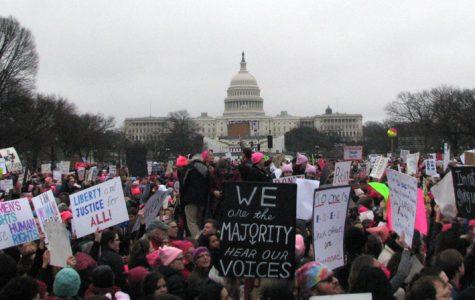 Millions March Worldwide for Women