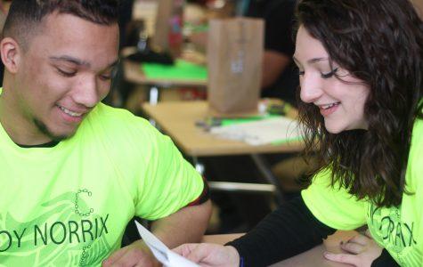 Link Crew Leaders Help Prepare Freshman