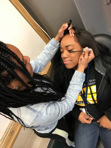 Fixing Your Edges and Giving You Lashes: LN Junior Aspires to be a Cosmetologist