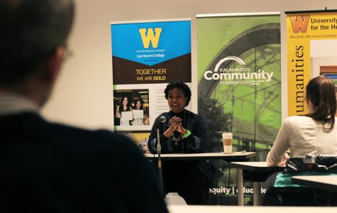 First African American Female Astronaut Visits Kalamazoo