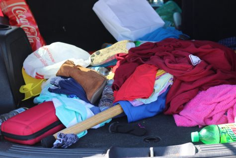 The Junk in Seniors' Trunks