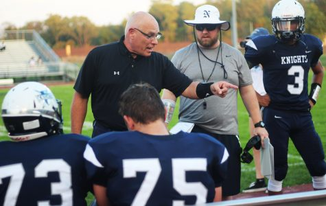 A Man With A Plan: Loy Norrix Hires New Football Coach
