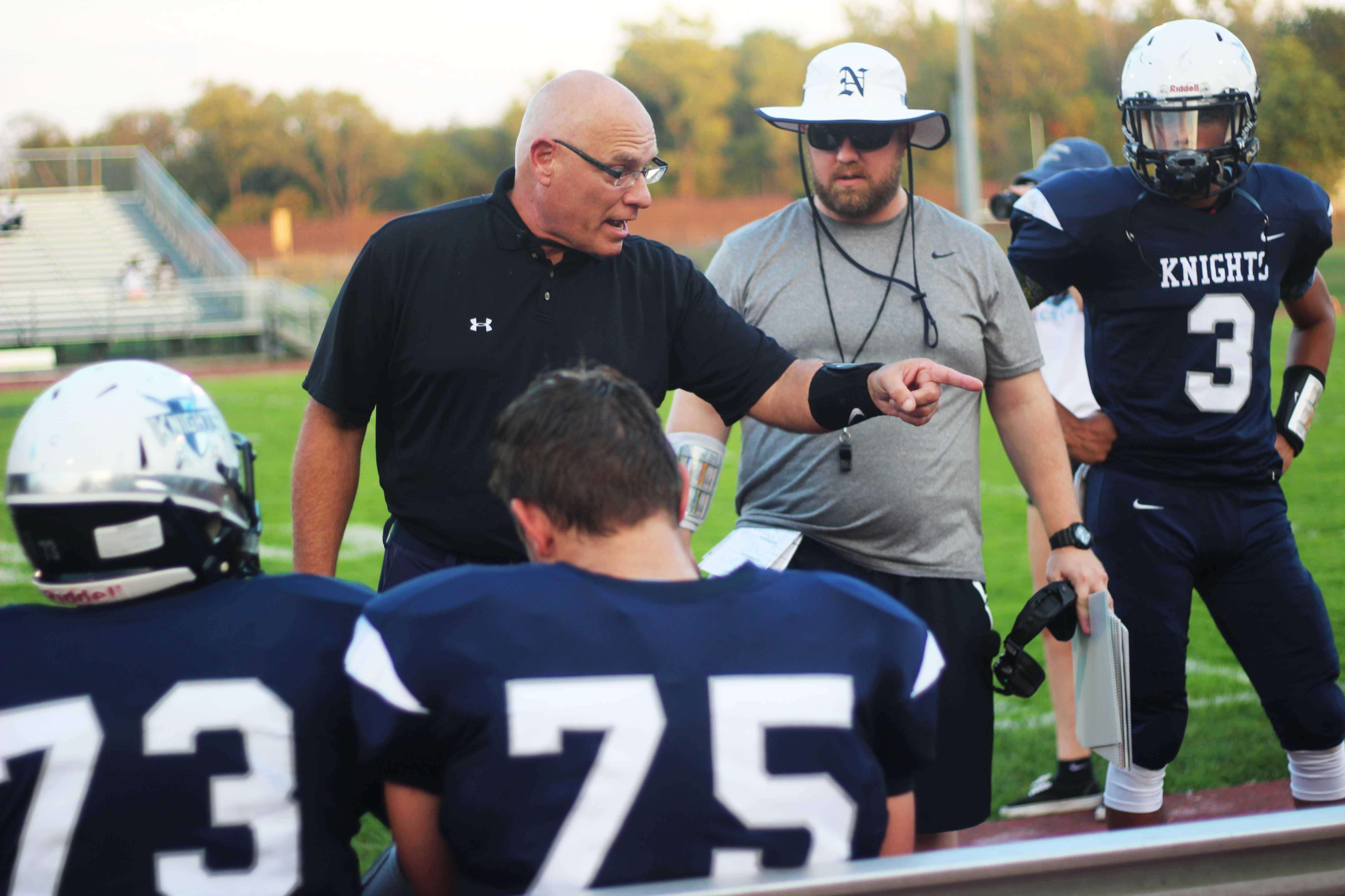 Coach Farmer